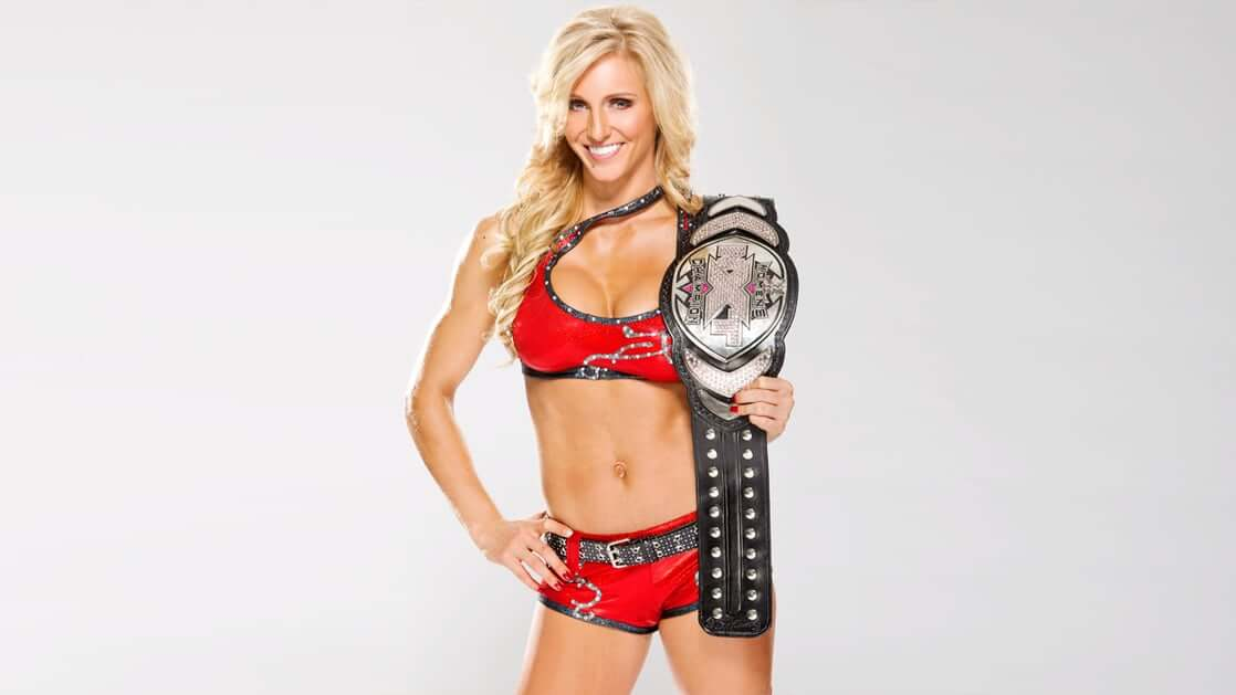 Charlotte Flair hot picture