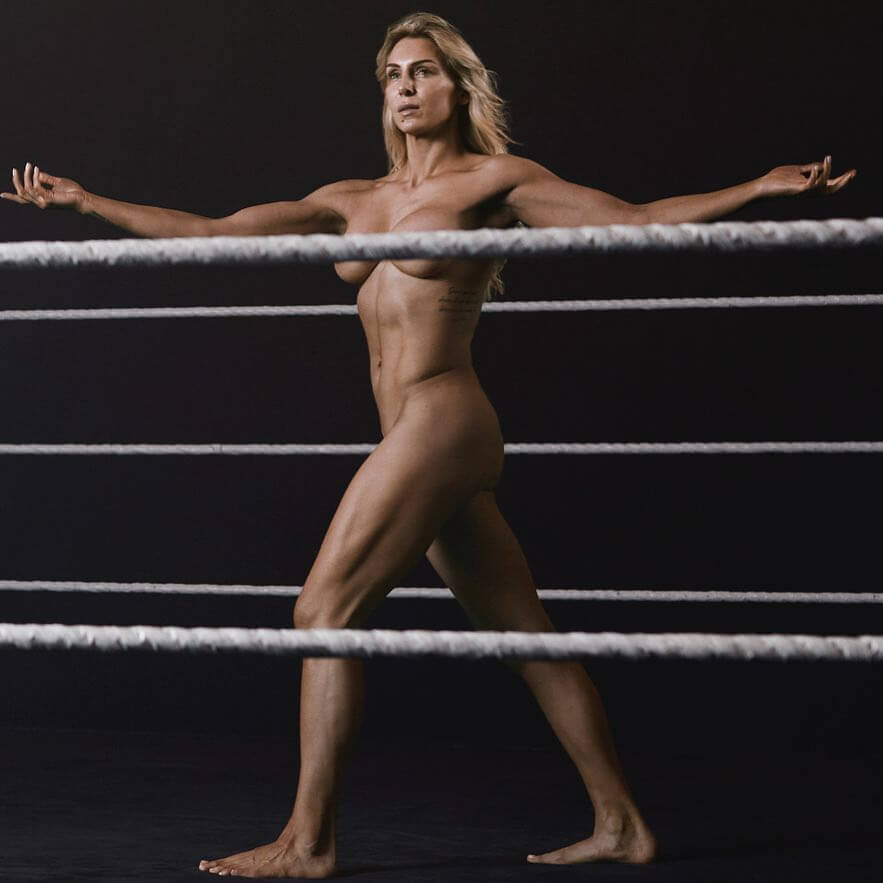 Charlotte Flair sexy nude