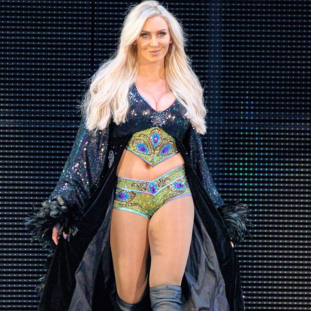Charlotte Flair thighs awesome pic