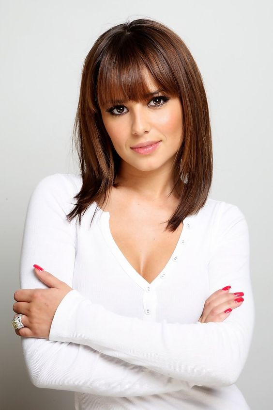 Cheryl Cole Short hair
