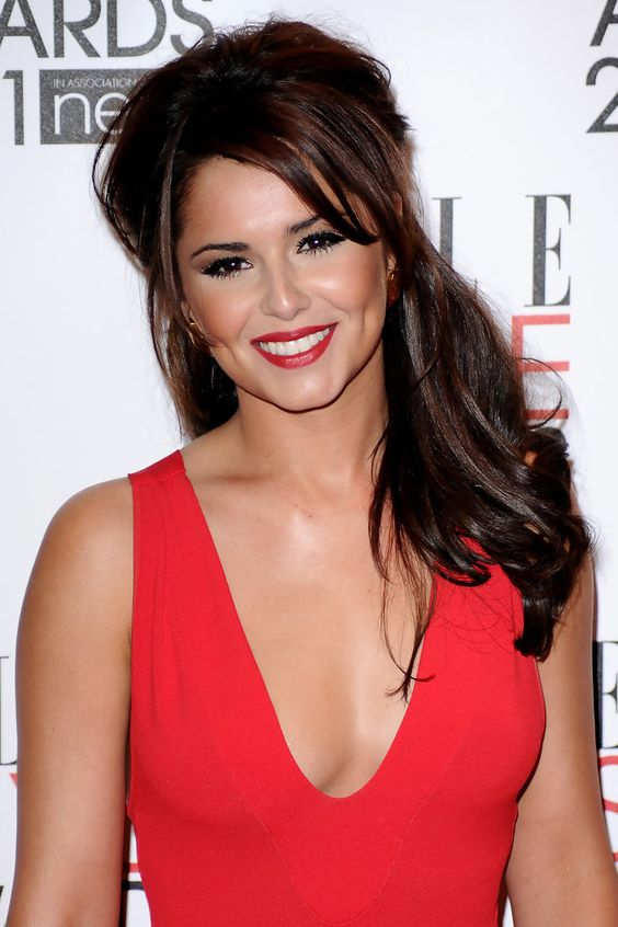 Cheryl Cole Smile Photo