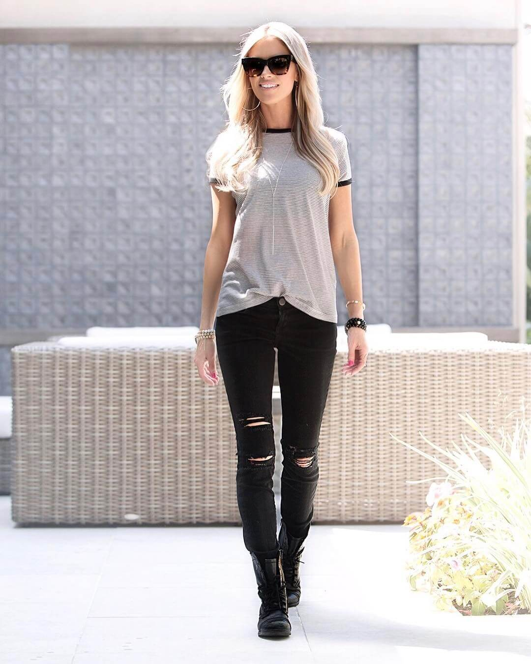 Christina Anstead hot tite jeans