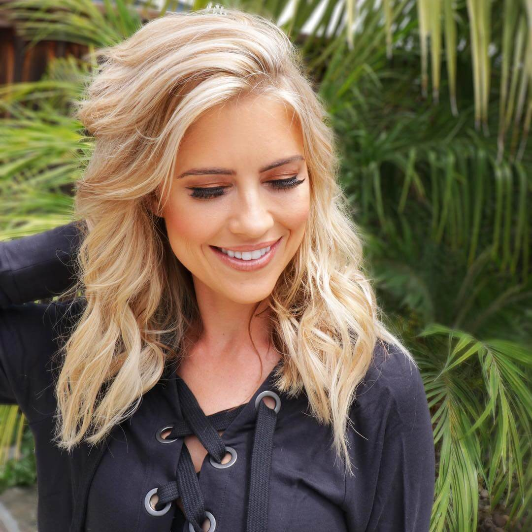 Christina Anstead sexy hairs