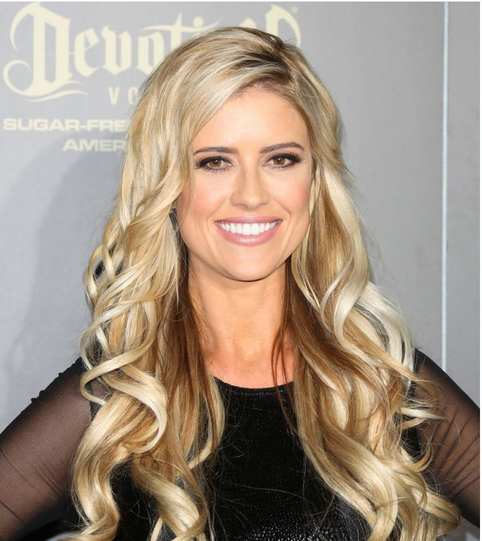Christina Anstead sexy picture
