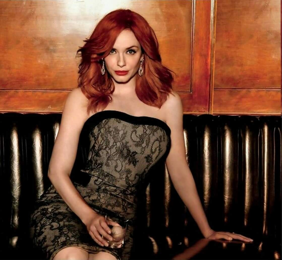 Christina Hendricks Naked Photos