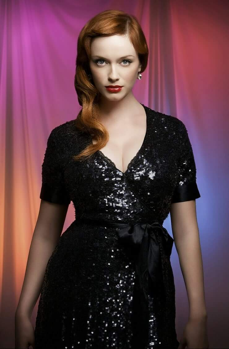 49 Hot Pictures Of Christina Hendricks Will Get You Hot Under Your Collar  Best Of -5770