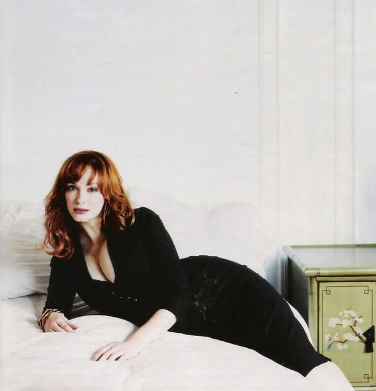 49 Hot Pictures Of Christina Hendricks Will Get You Hot Under Your Collar  Best Of -2604