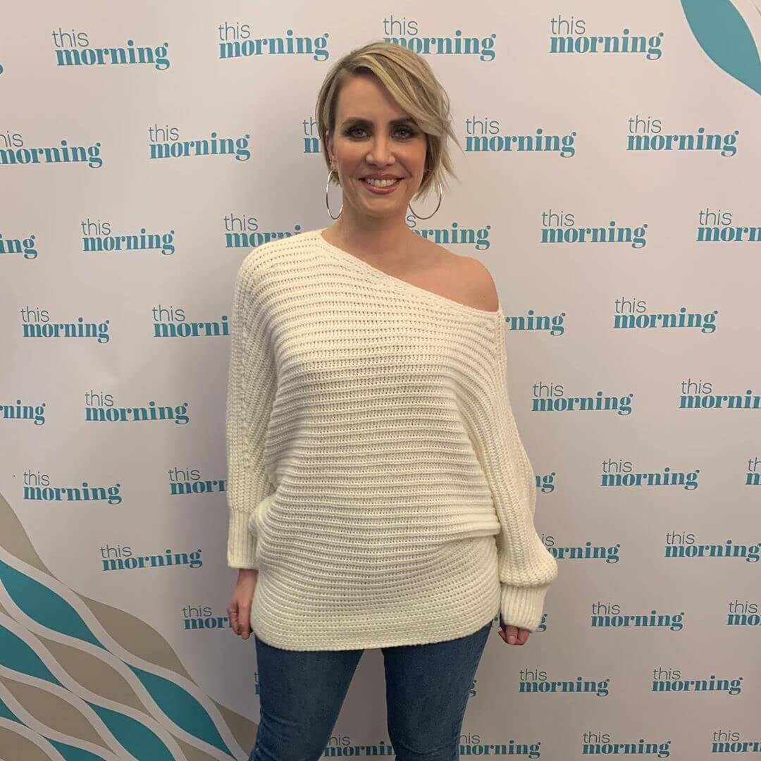 Claire Richards sexy pic