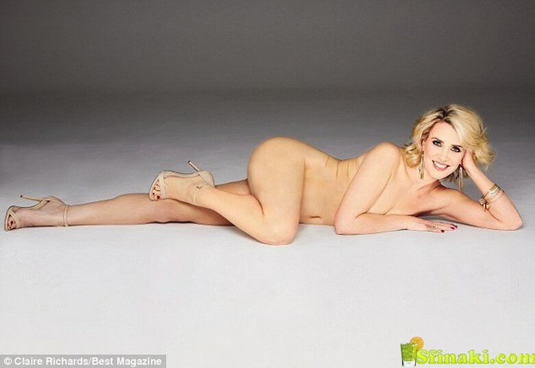 Claire Richards sexy picture