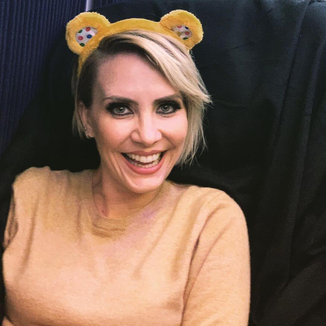 Claire Richards smile pic