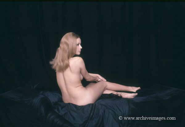 Claudine Auger sexy nude pcis