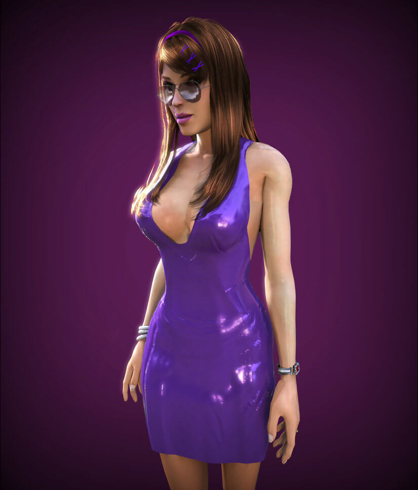 Daphne Blake cleavages