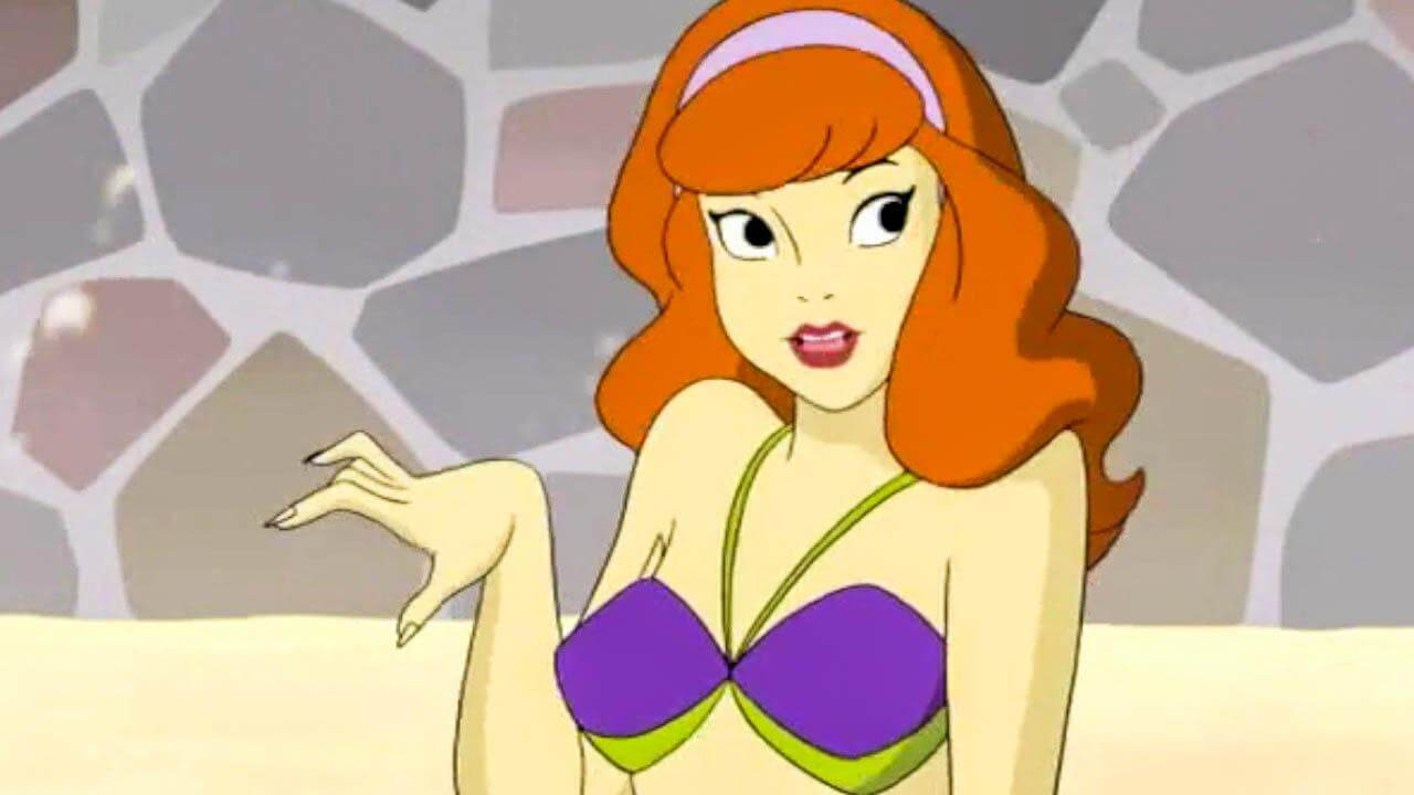 Daphne Blake hot cleavage pic