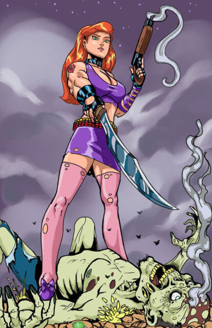 Daphne Blake hot look