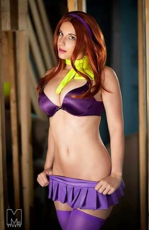 70+ Hot Pictures Of Daphne Blake From Scooby Doo Which Are