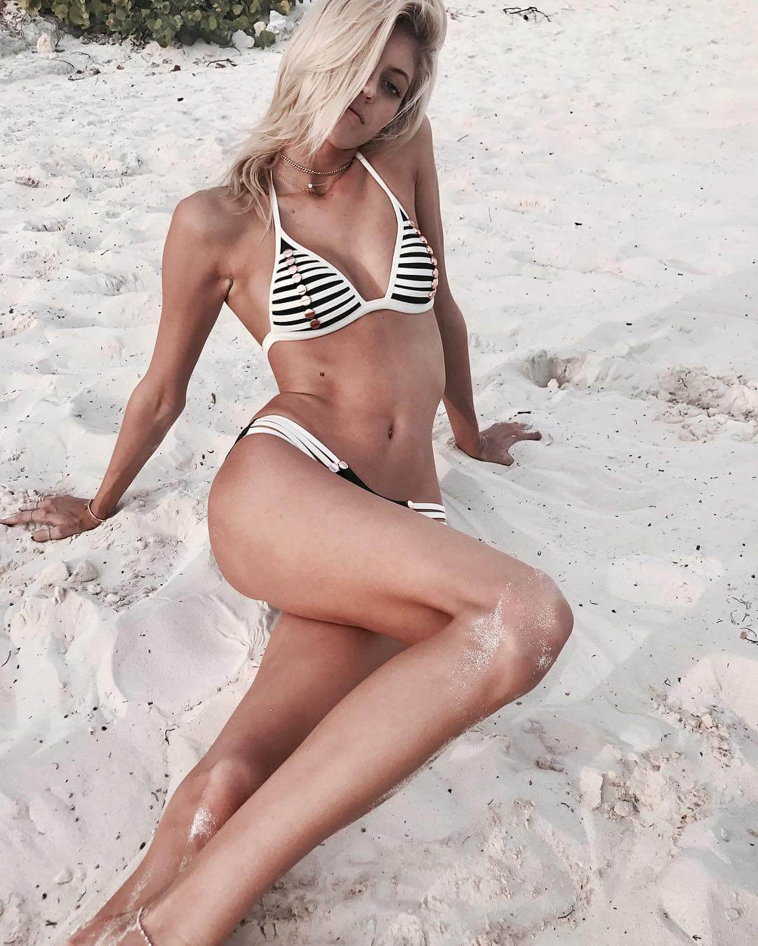 Devon Windsor hot bikini
