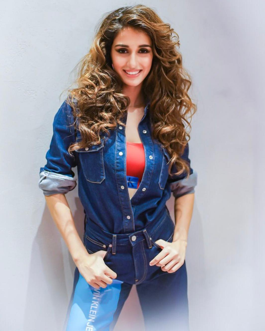 Disha Patani on Photoshoot