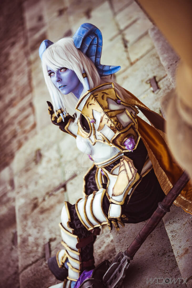 Draenei awesome photo (2)