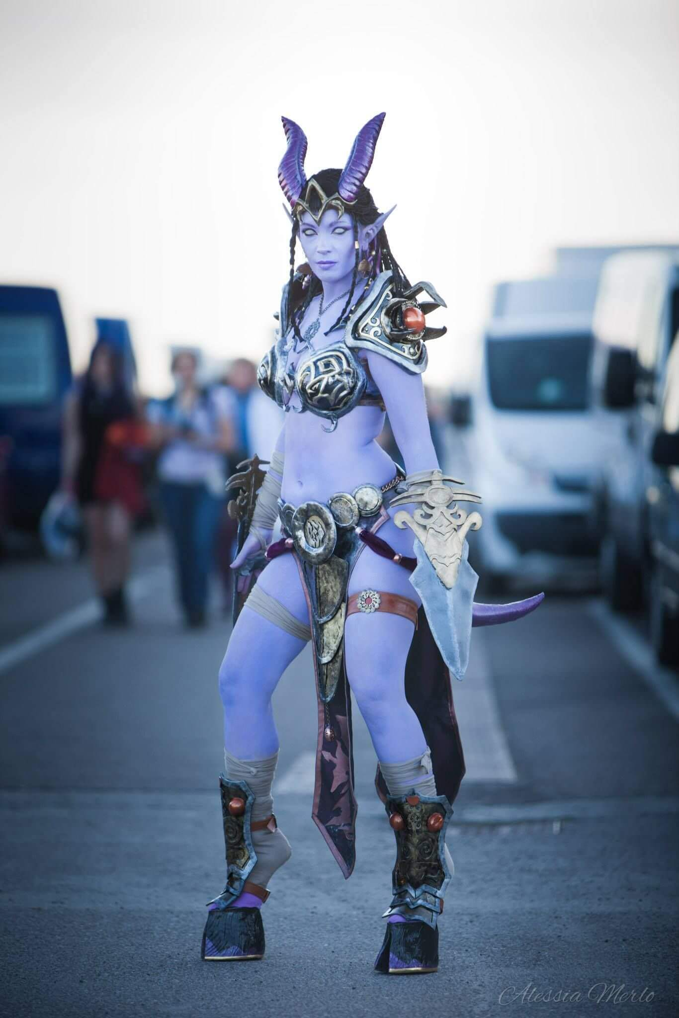 Draenei awesome photo
