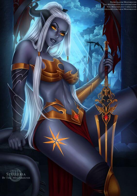 Draenei awesome photos (2)
