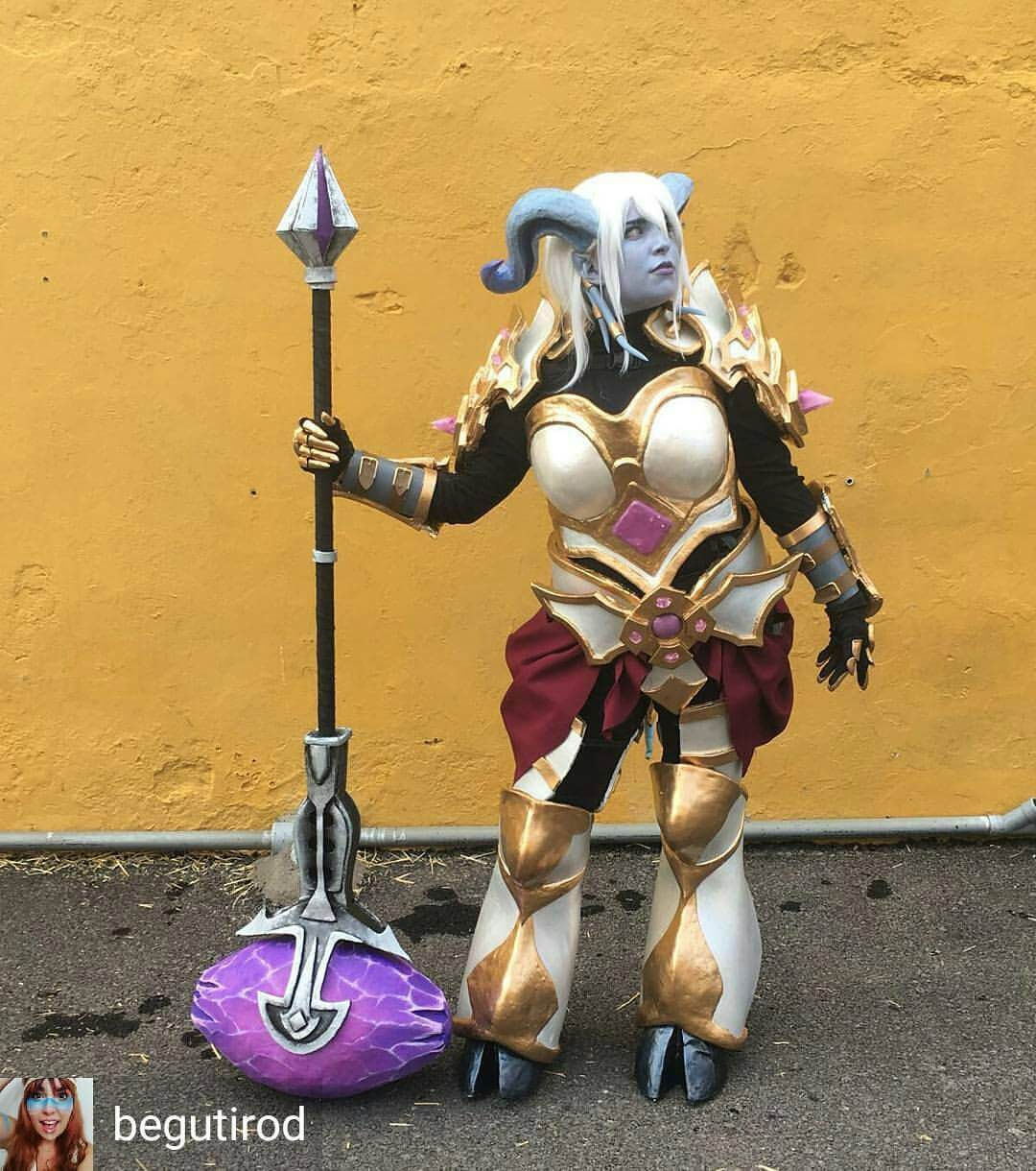 Draenei hot photos