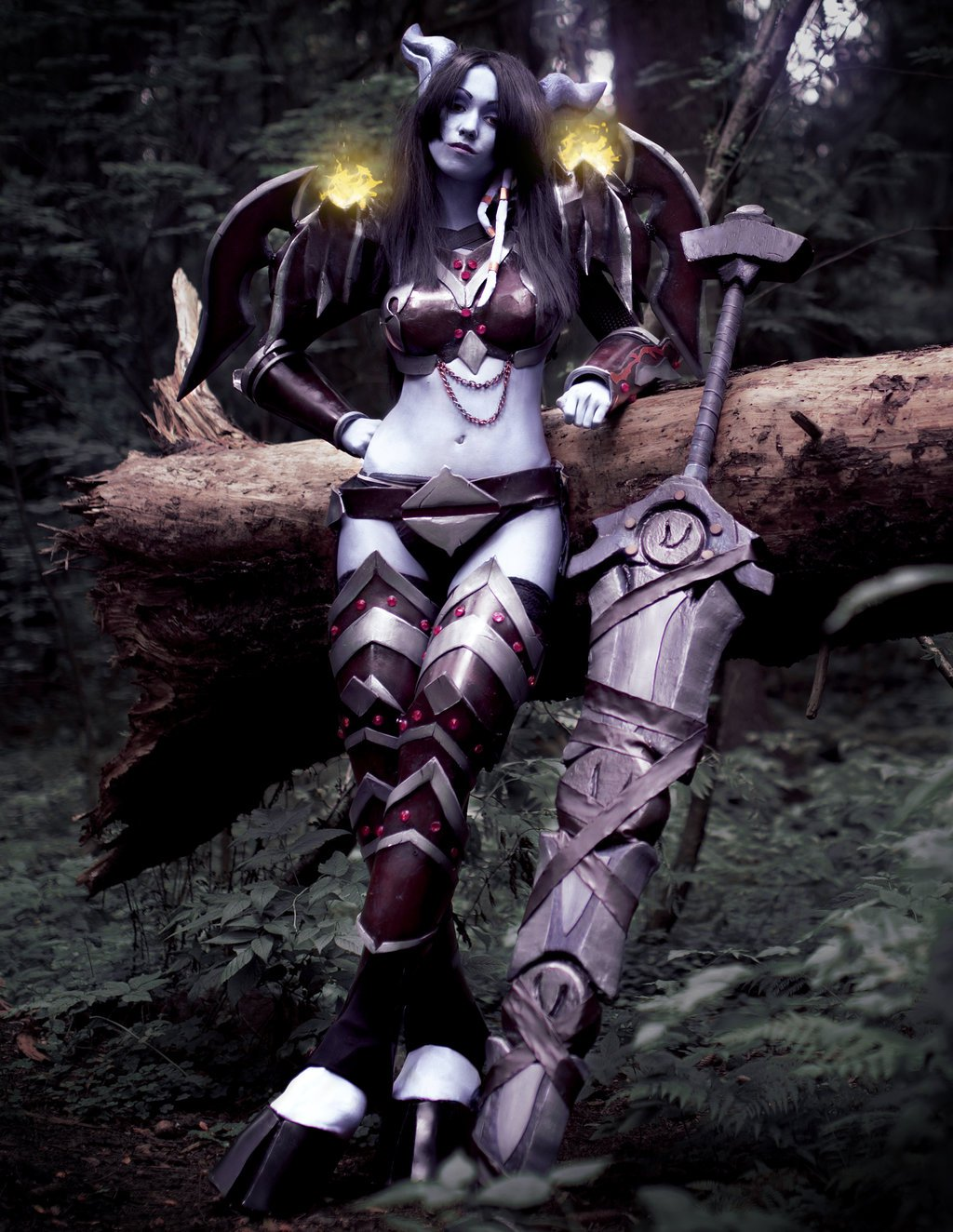 Draenei hot pictures (4)