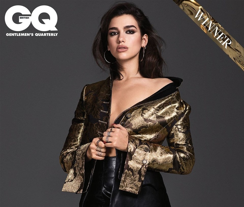 Dua Lipa Hot Look