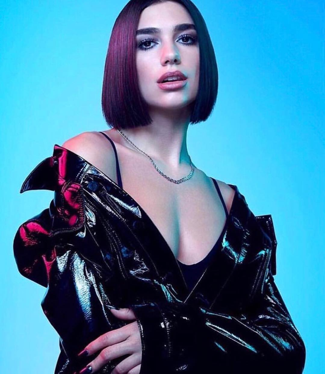 Dua Lipa Hot Photoshoot