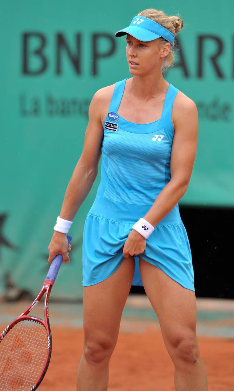 Elena Dementieva hot busty