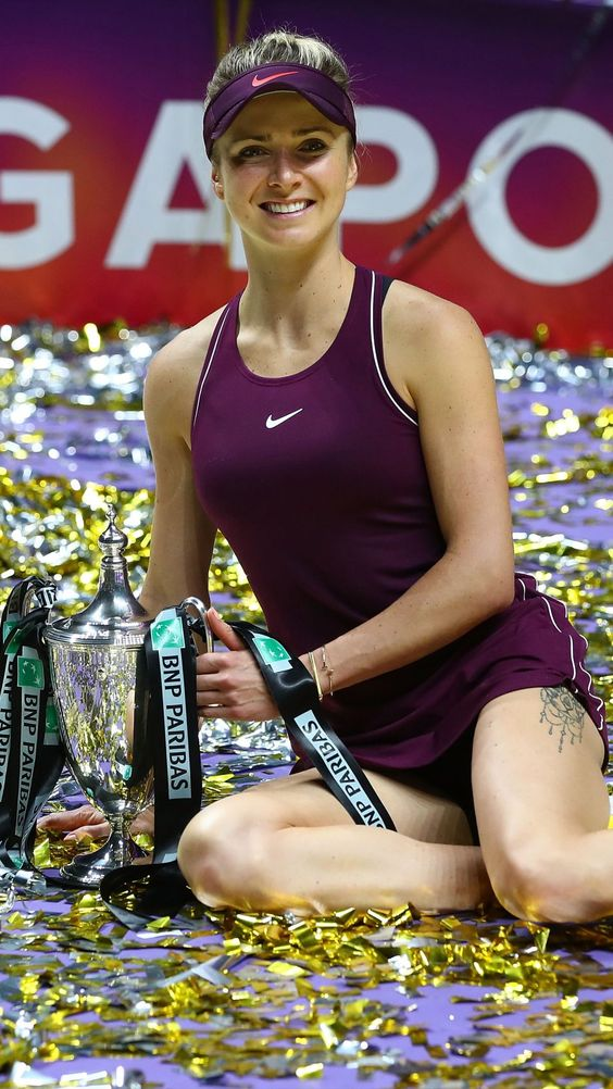 49 Hot Pictures Of Elina Svitolina Which Are Really A Sexy Slice From Heaven
