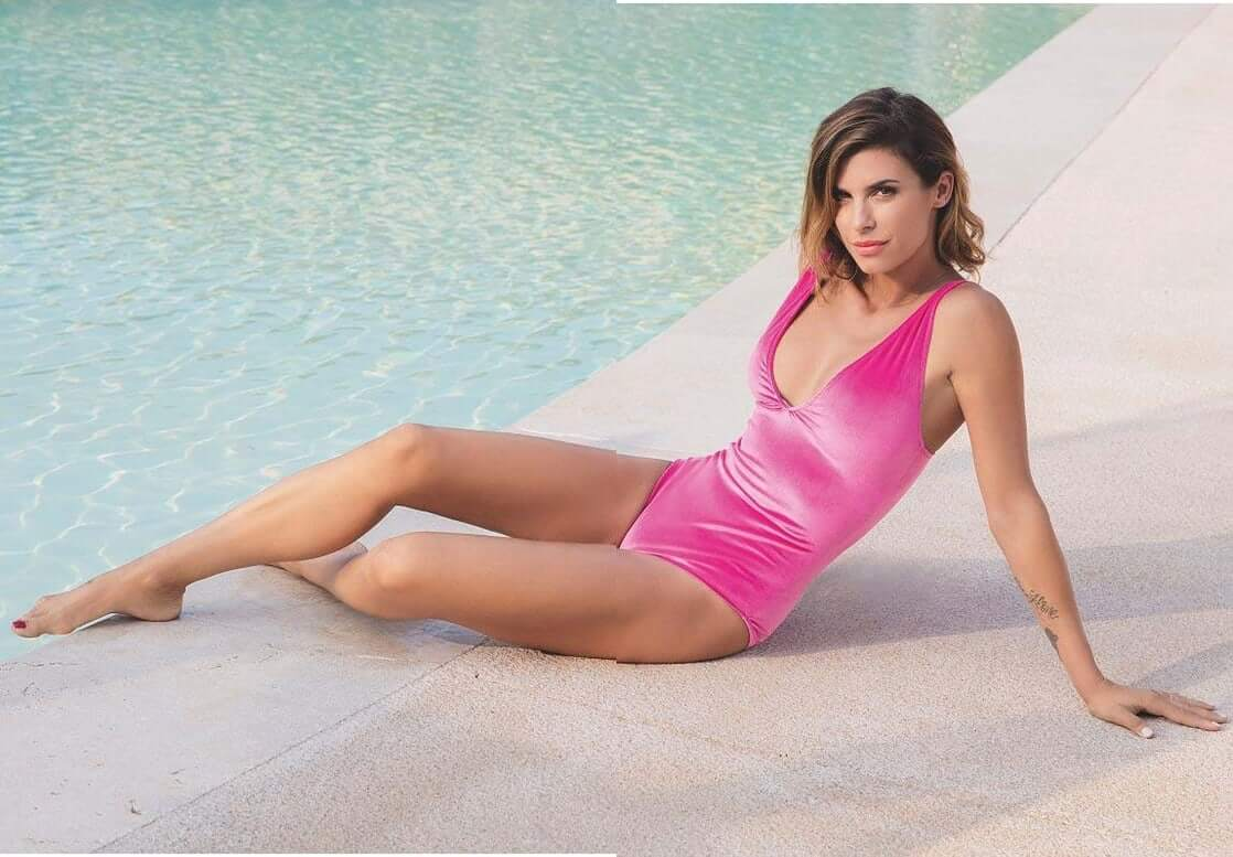 Elisabetta Canalis hot photo