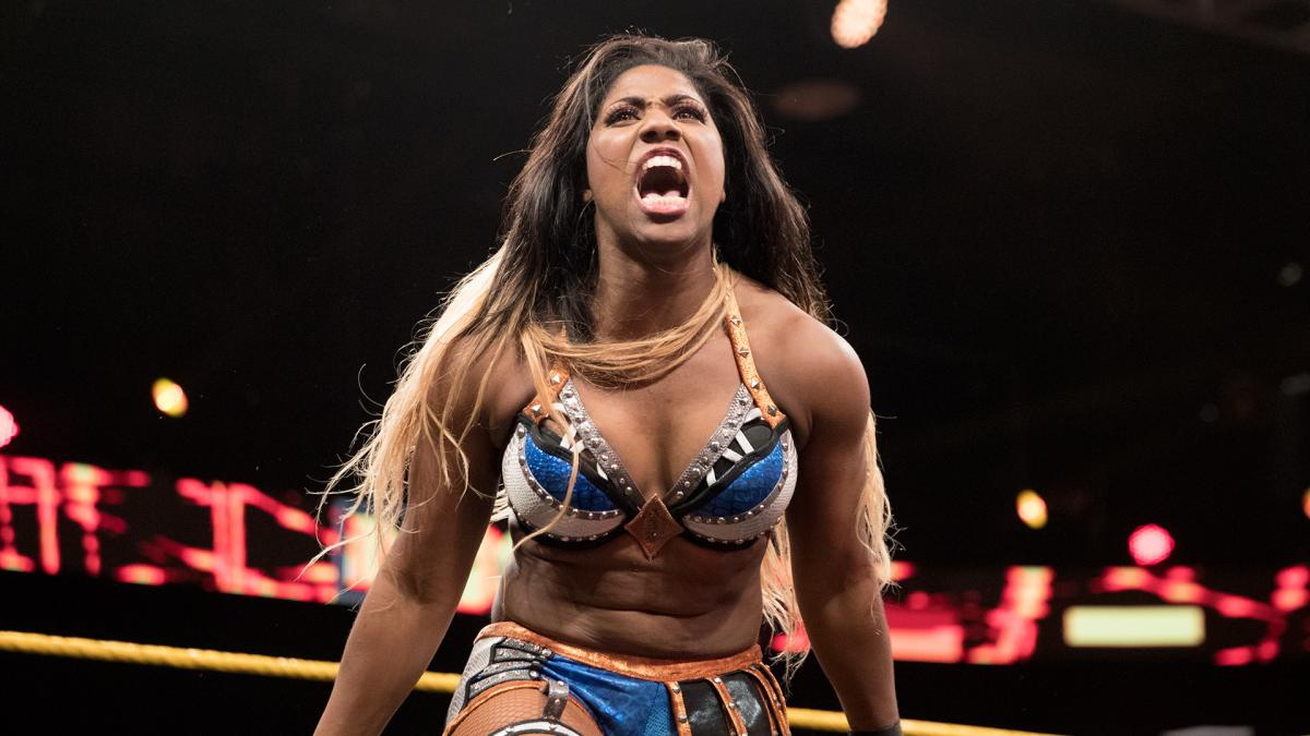 Ember Moon Sexy Boobs Pics on Angry