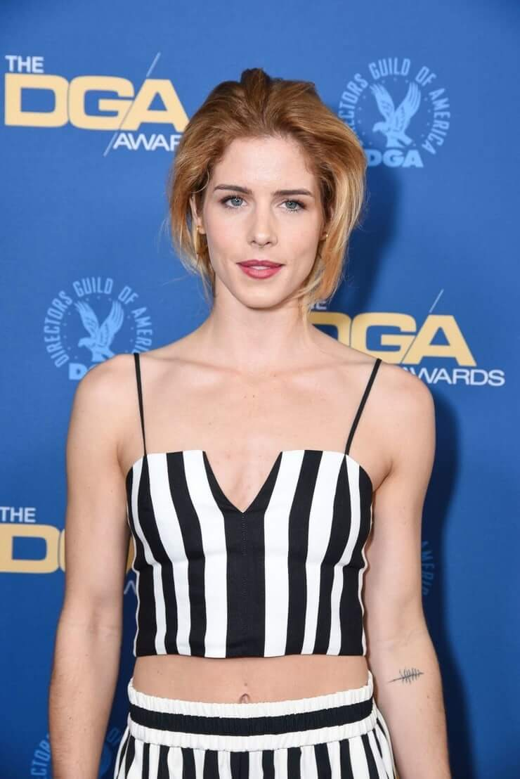 Emily Bett Ricards sexy pictures (4)