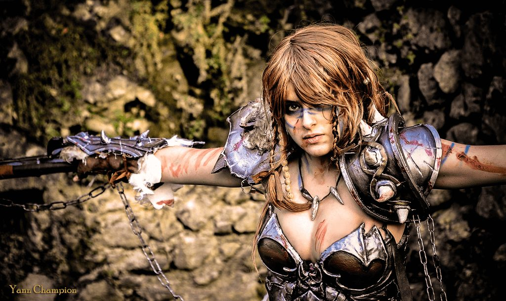 Female Barbarian Cosplay Designs (9)