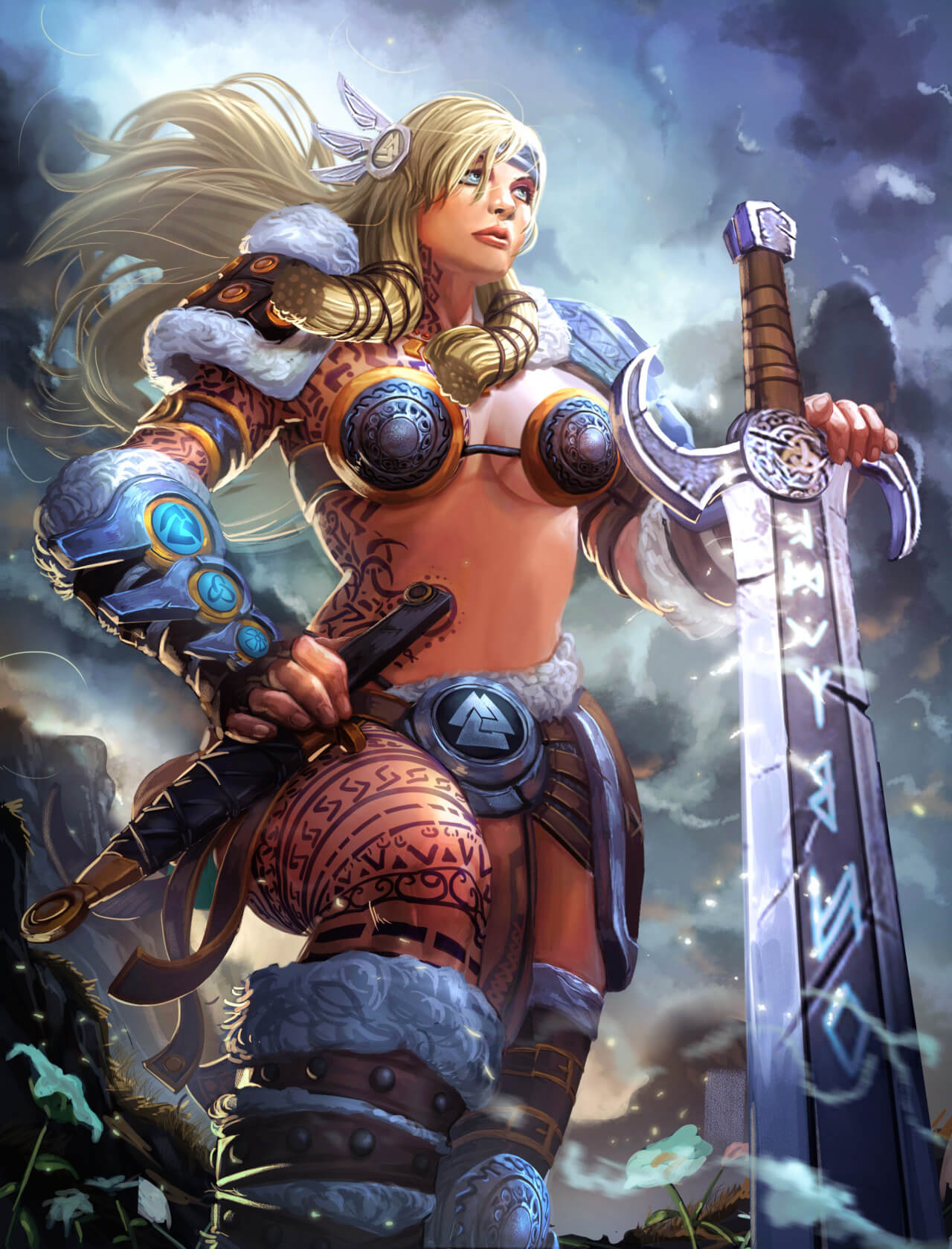 Freya Smite sexy pictures