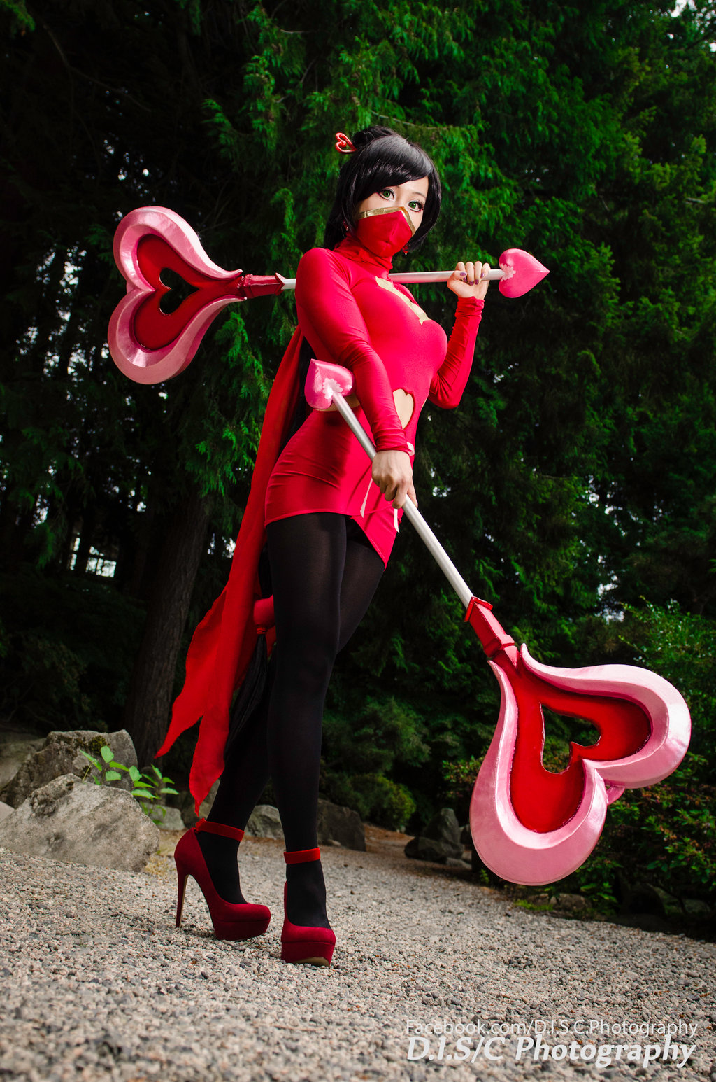 Heartseeker Vayne hot look (2)