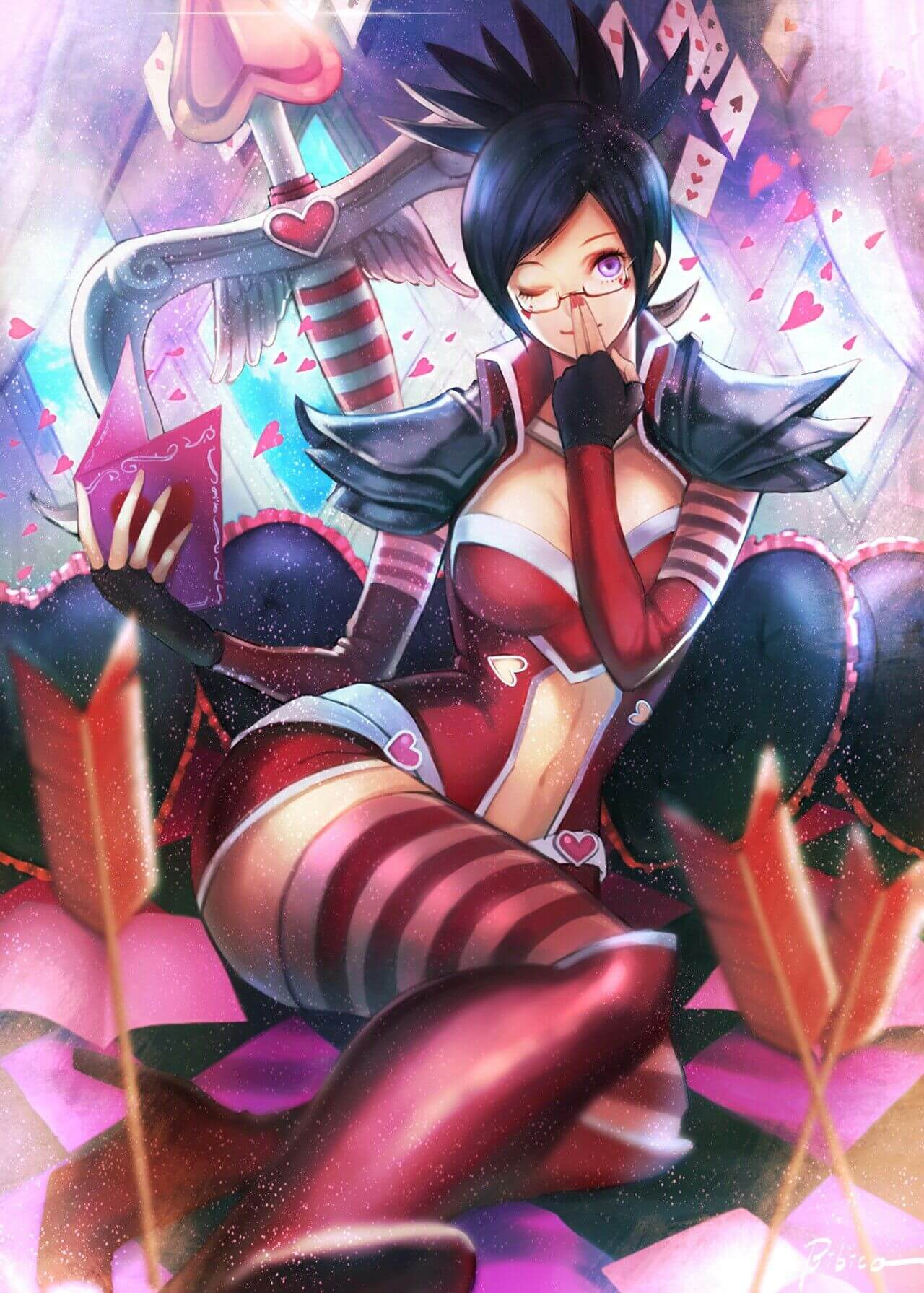 Heartseeker Vayne hot