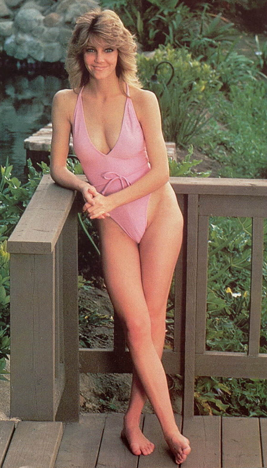 Heather locklear naked pictures