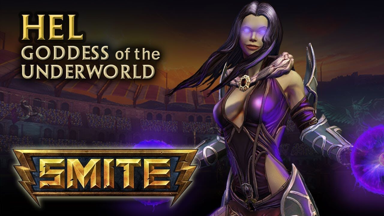 Hel Smite cleavage