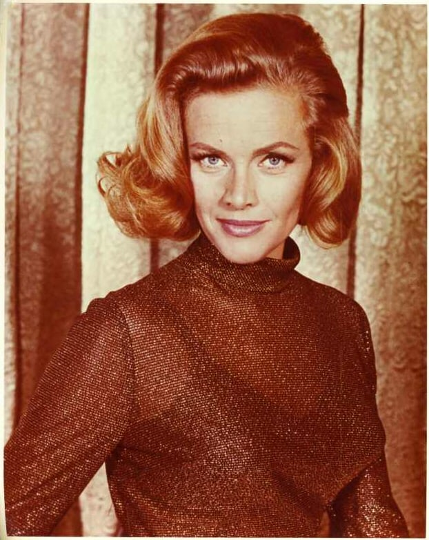 Honor Blackman Hot Look