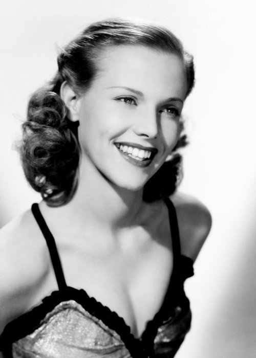 Honor Blackman SMile