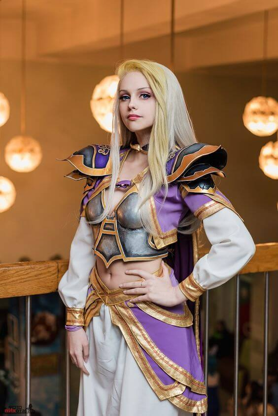 Jaina awesome