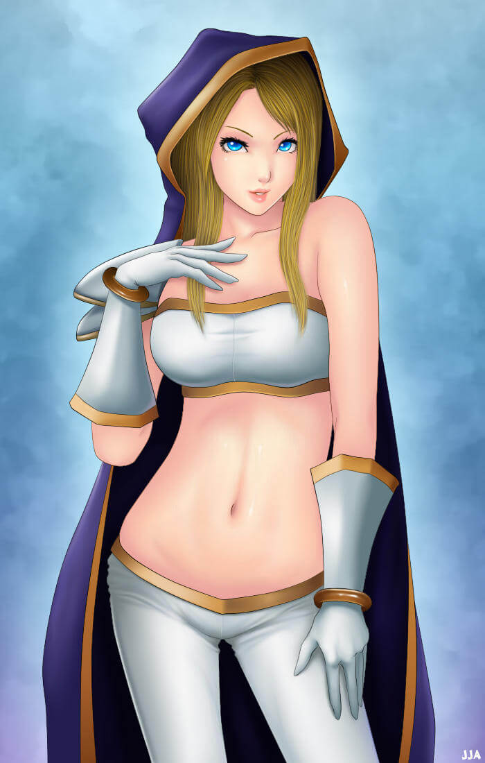 Jaina beautiful