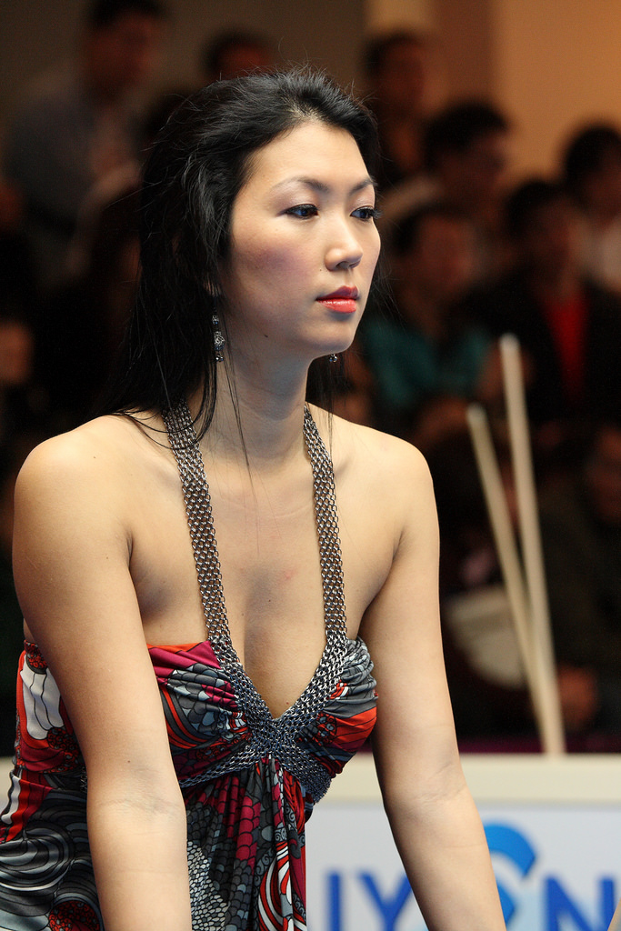 Jeanette Lee Hot Look