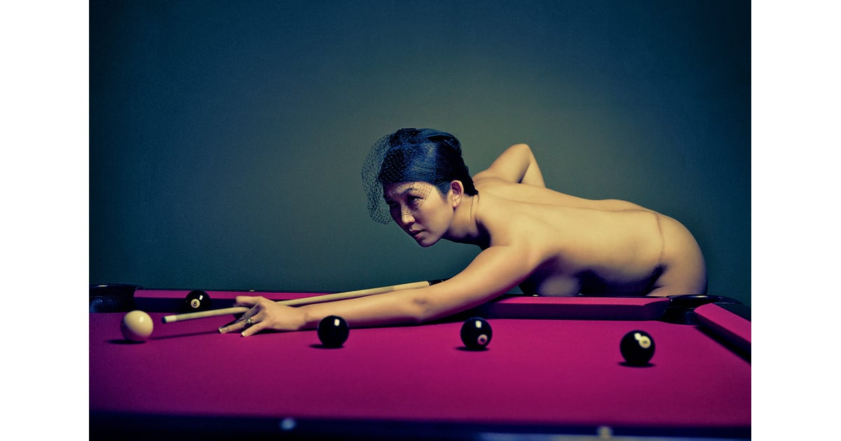 Jeanette Lee Topless