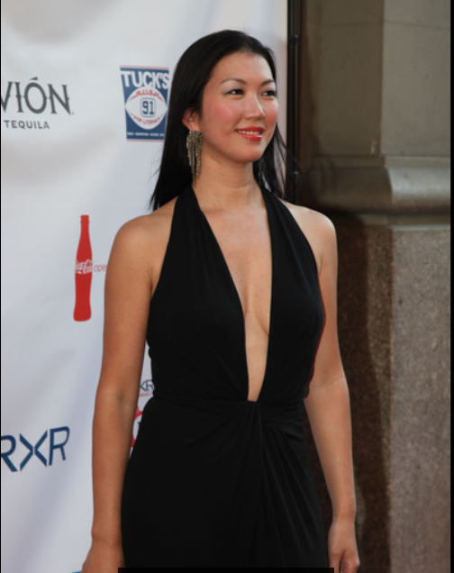 Jeanette Lee on Awrads