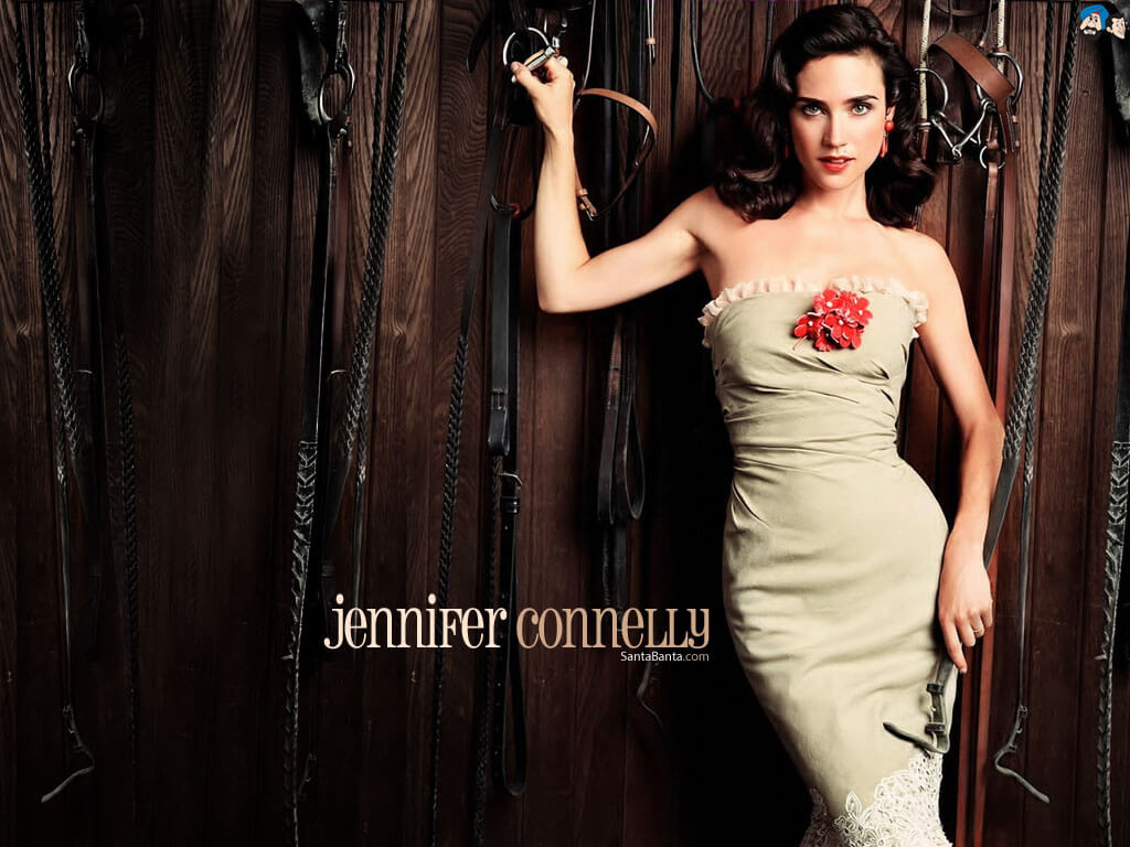 Jennifer Connelly cleavages pic