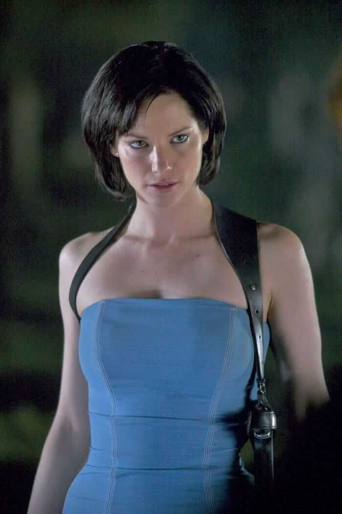 Jill Valentine awesome photo