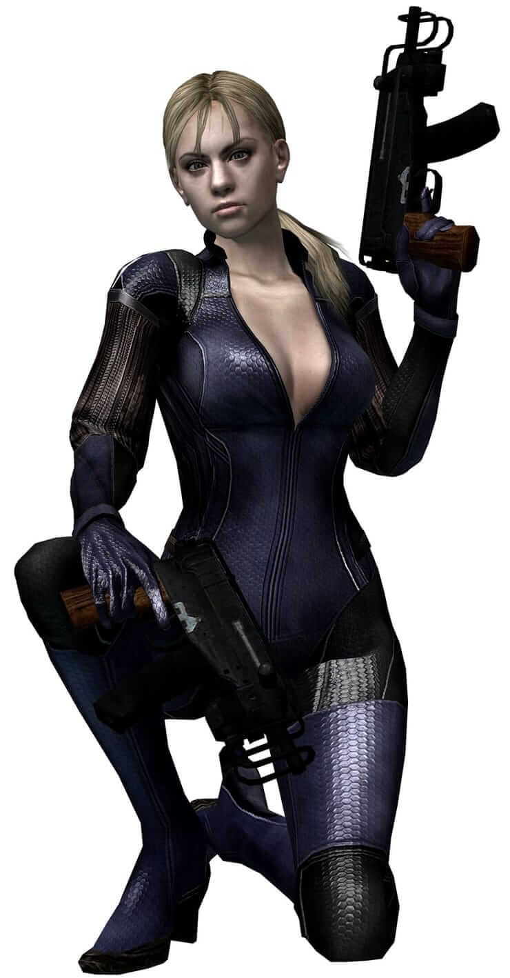 Jill Valentine awesome picture