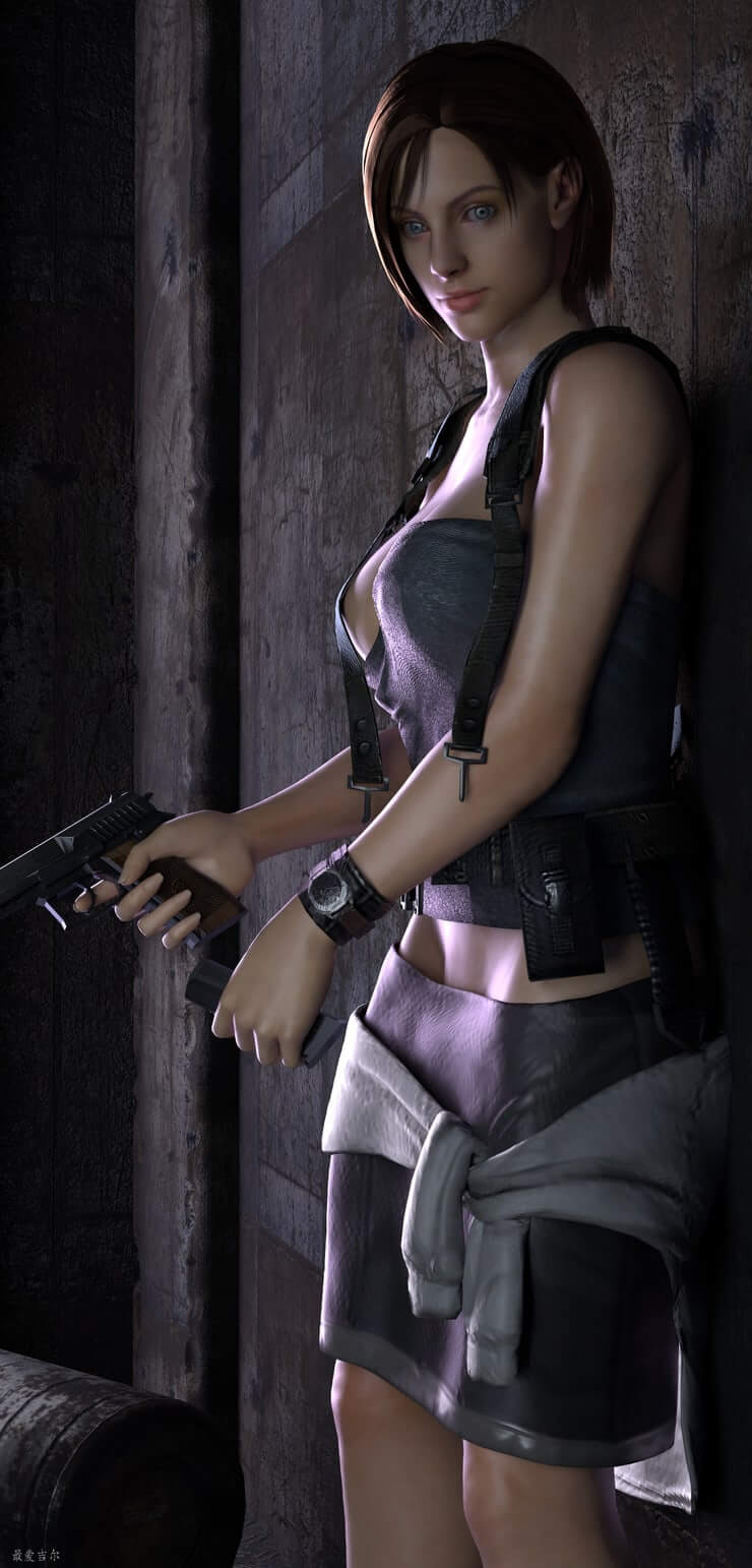 Jill Valentine awesome pictures